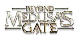 Beyond Medusa's Gate for two players