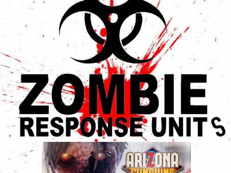 Calling all ZOMBIE RESPONSE UNITS