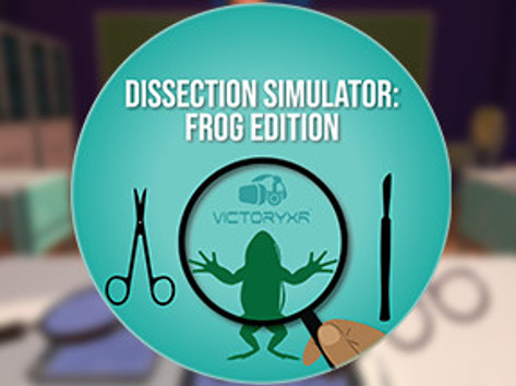 Dissection Simulator Frog Edition