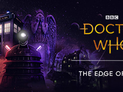 Dr Who The Edge of Time
