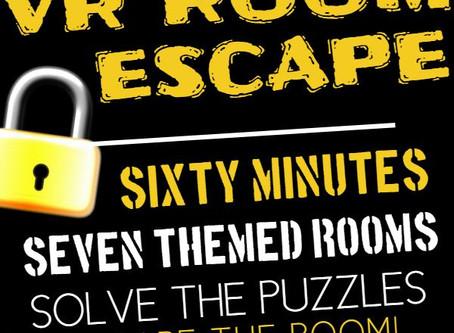 Choose between seven themed rooms