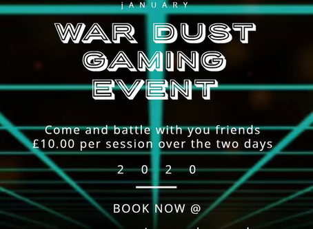 Come and try War Dust online with your friends