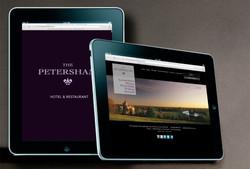 Reggie London Website design