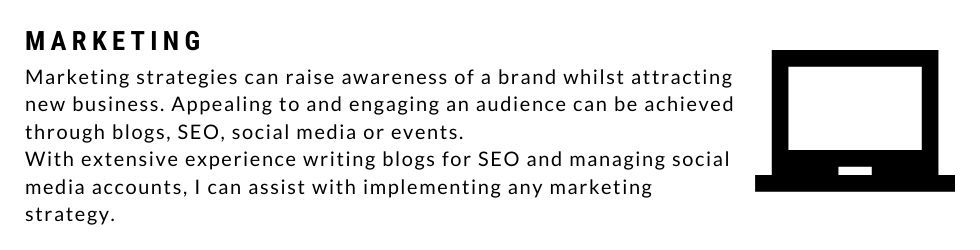 About marketing services