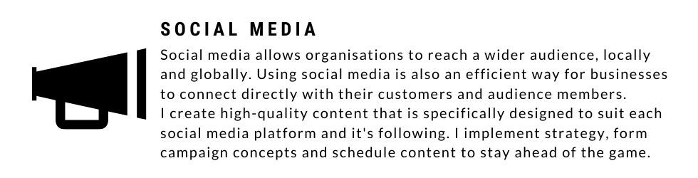 About social media services