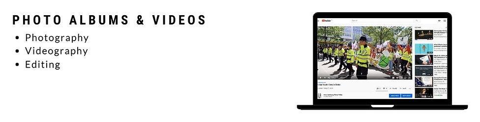 Photo & Video Albums