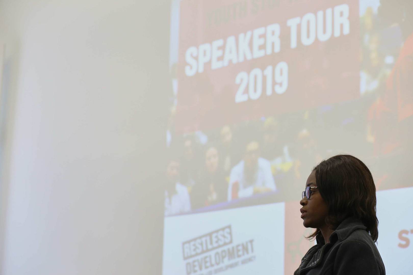 Youth Stop AIDS Speaker Tour
