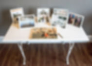 photos on wood, wedding picture display, wooden guestbook, guestbook on wood, engagement photo on wood, wood wall panel art, pictures on wood, pallet picture, panel picture