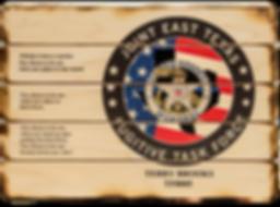 5 panel phlatt, photo on wood, wood picture, picture pallet, us marshal, award on wood, wood gift, wood plaque, burnt edges wood