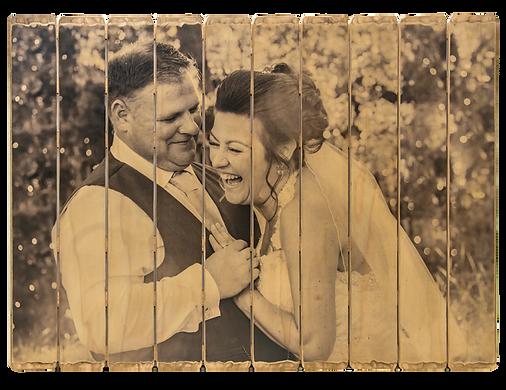 10 panel phlatt, wedding photo on wood, wedding photo design, wooden picture pallet, wedding gift, rustic home decor