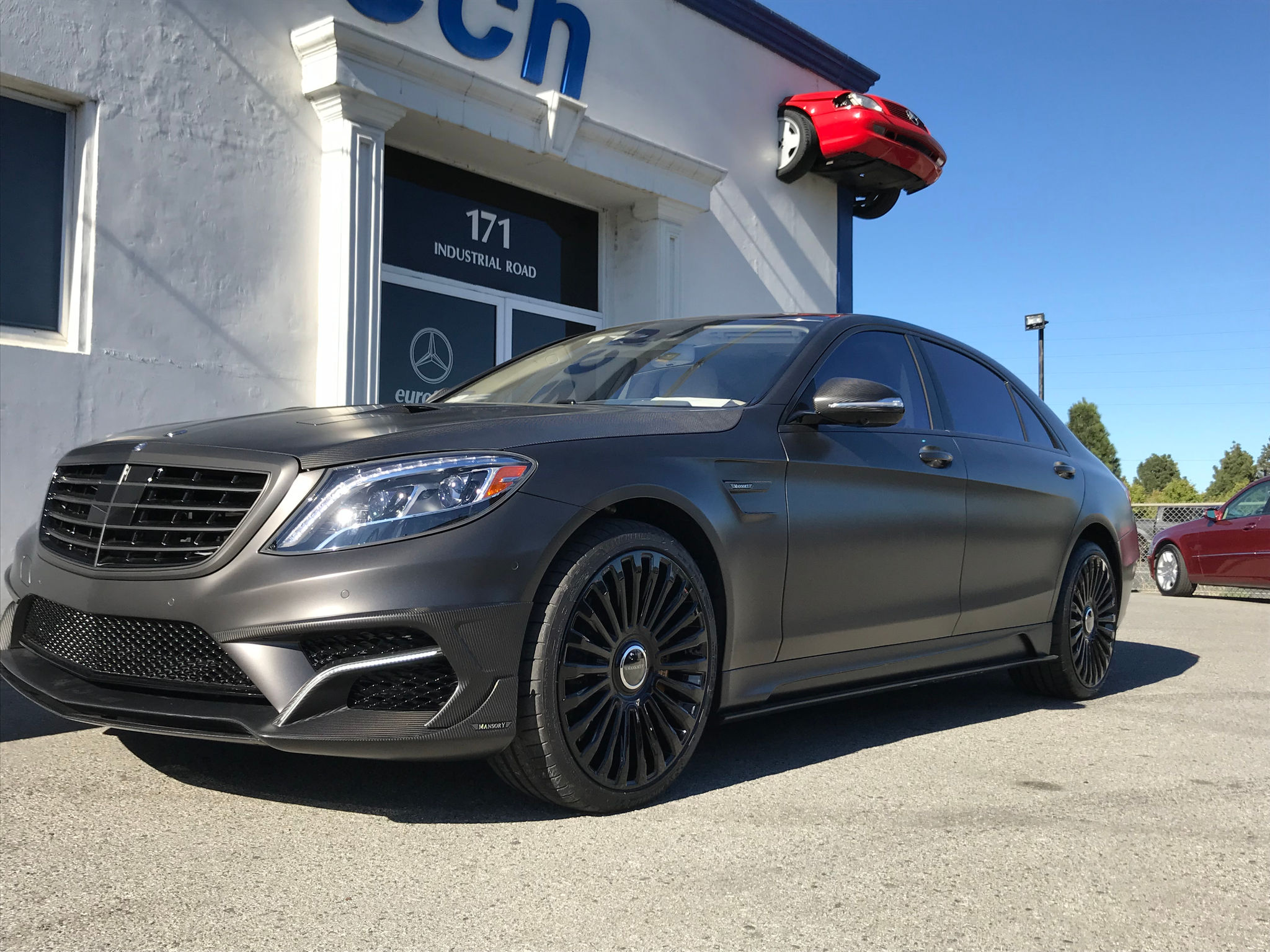 Mercedes Benz Service And Repair Shop In San Francisco Bay Area Lubricants