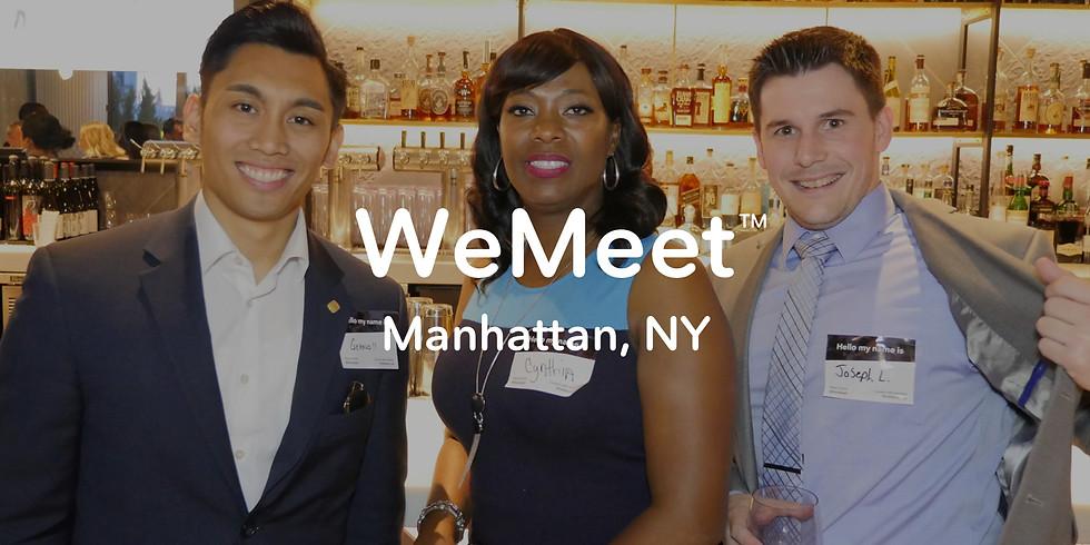 WeMeet Manhattan Networking & Social Mixer (1)