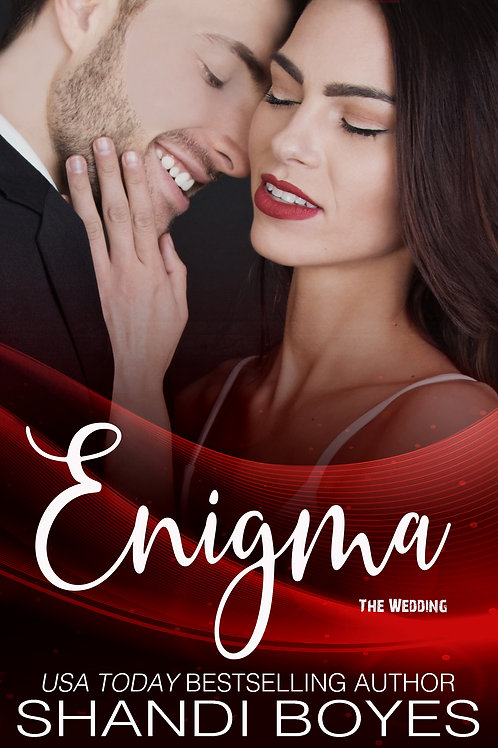 Enigma: The Wedding Signed Paperback