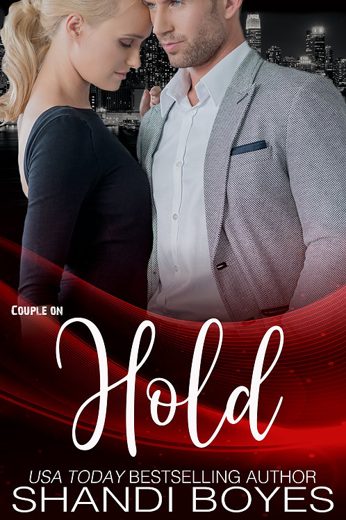 Couple on Hold Signed Paperback