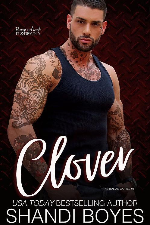 Signed Paperback Clover