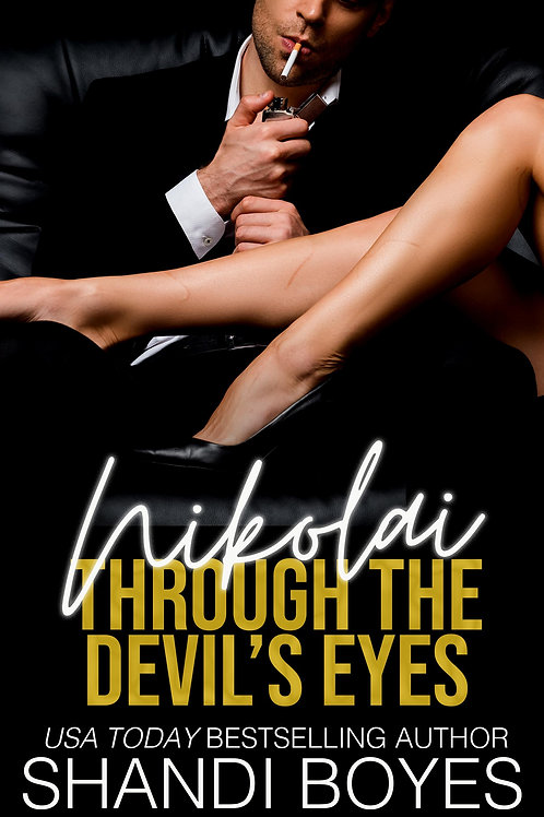 Nikolai: Through the Devil's Eyes Signed Paperback
