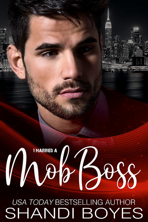 I Married A Mob Boss Signed Paperback