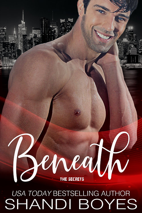 Beneath The Secrets Signed Paperback