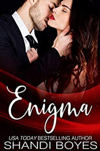Enigma Signed Paperback