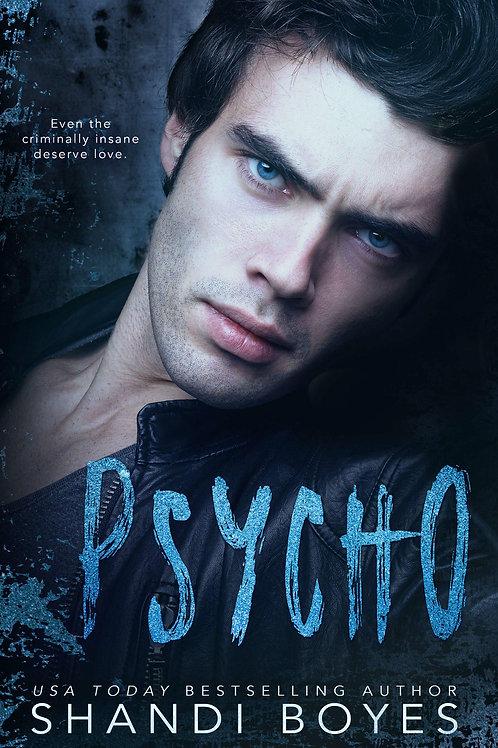 Psycho Signed Paperback
