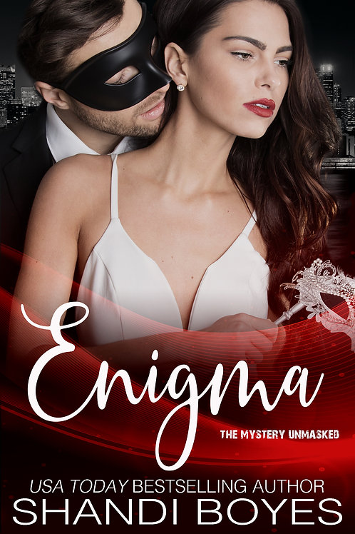 Enigma: The Mystery Unmasked Signed Paperback