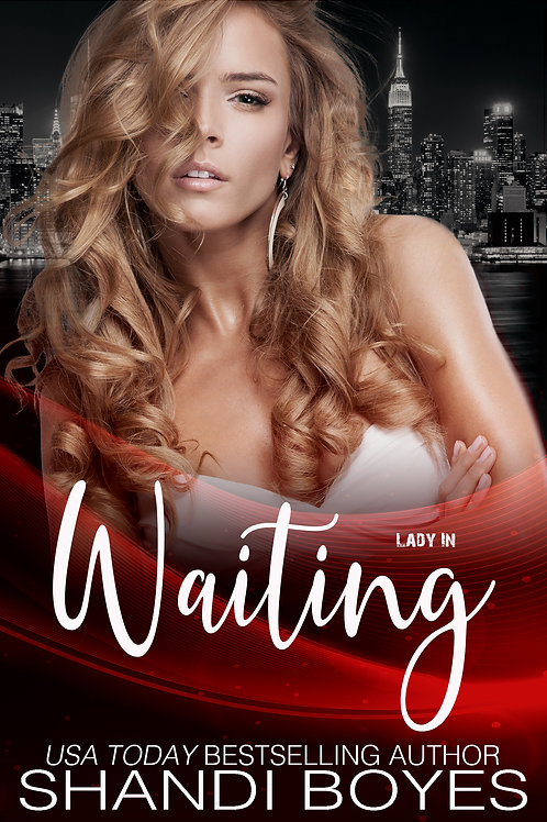 Lady In Waiting Signed Paperback