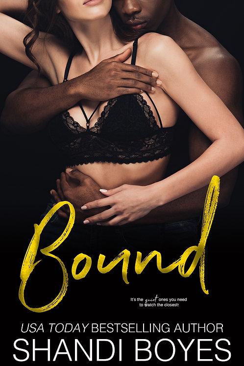 Bound Signed Paperback