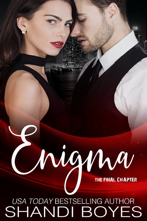 Enigma: The Final Chapter Signed Paperback