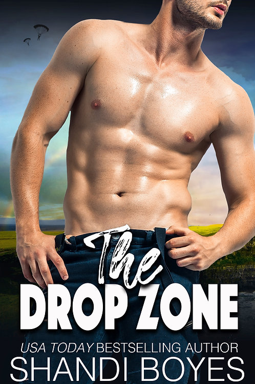 The Drop Zone Signed Paperback