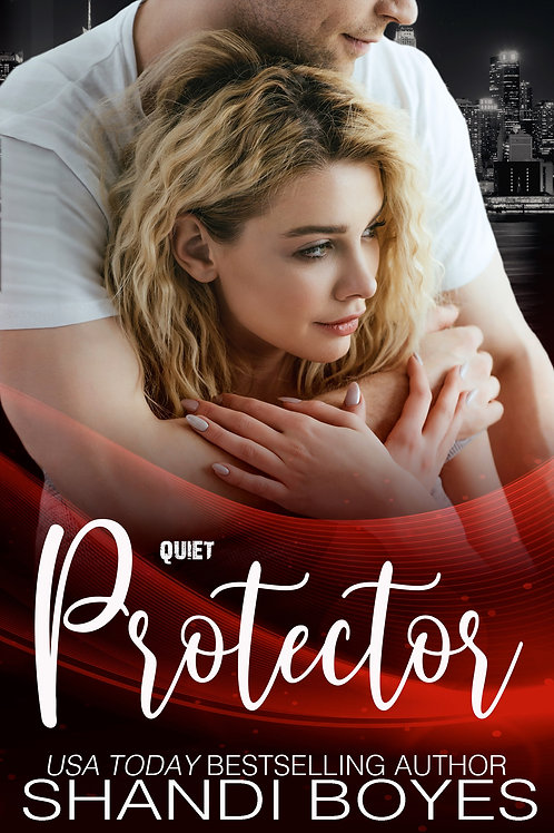 Quiet Protector Signed Paperback