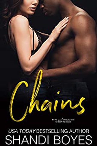 Chains Signed Paperback