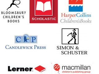 Exciting Out-of-Town Authors Coming to the RCBF—Thanks to Publishing Sponsors