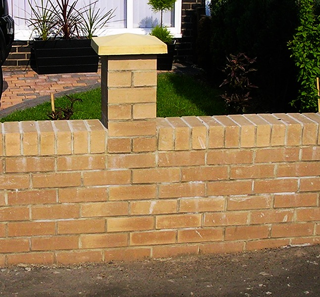Buff Textured 65mm Brick