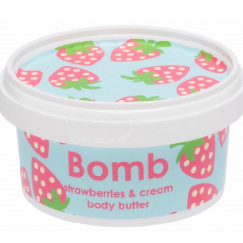 Strawberries & Cream Body Butter