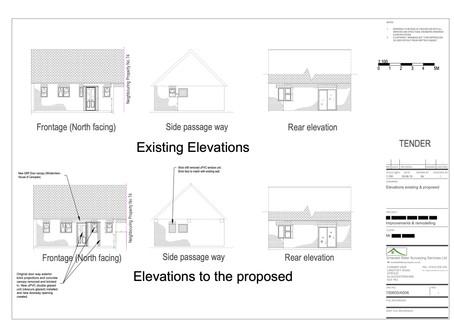 Plan Drawing Examples