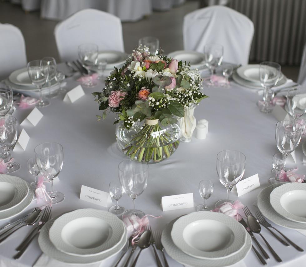 decorations of wedding halls