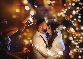 Zdjęcia ślubny z innej perspektywy