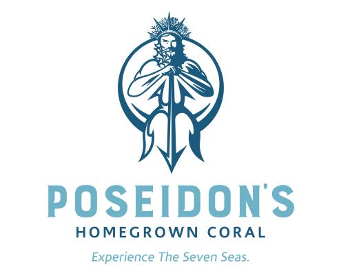 Poseidon's Homegrown Coral