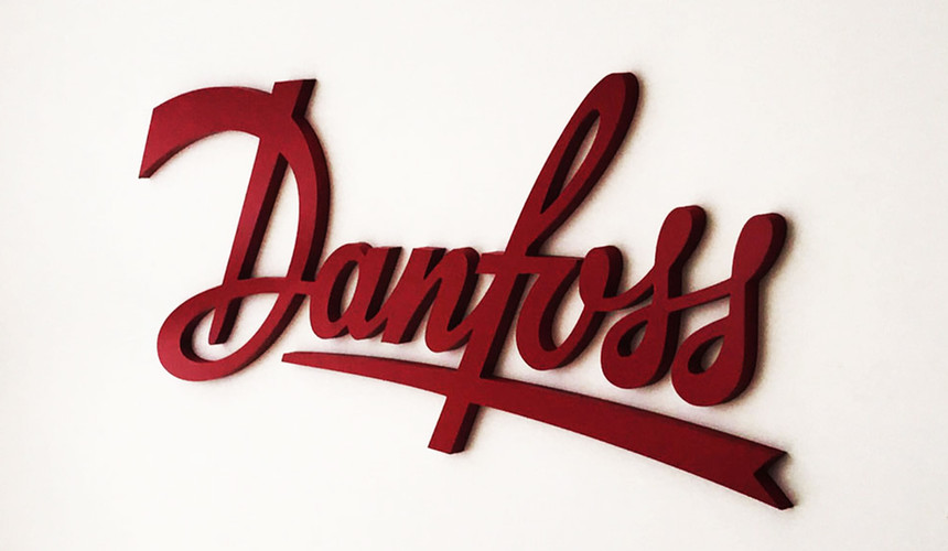 Dimensional Letters for Danfoss (Hopkinsville, KY).
