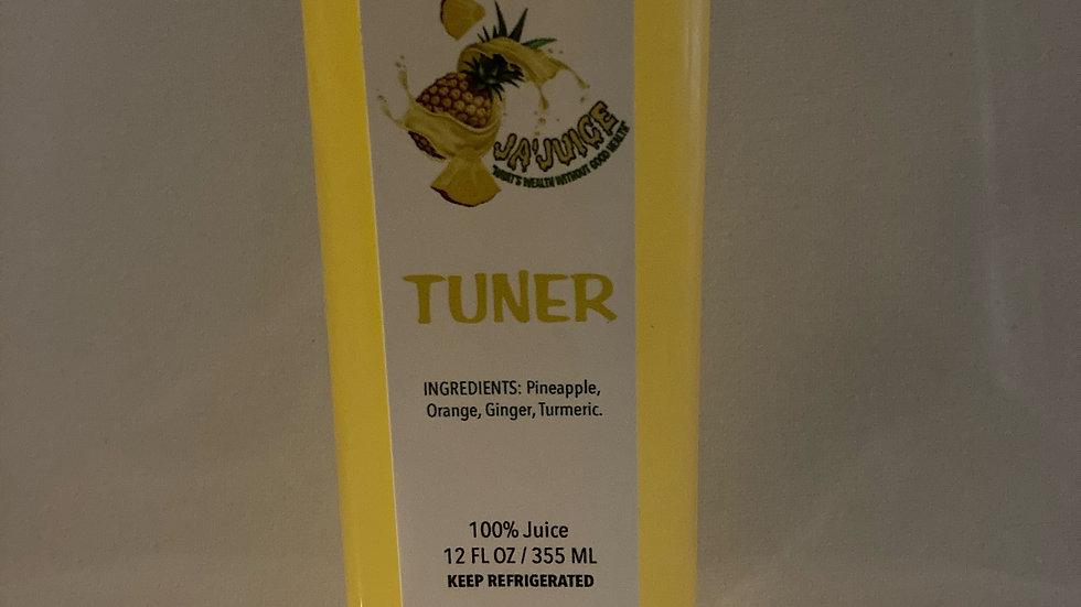 (Tuner  Ingredient-Pineapple, Orange, Ginger, Turmeric