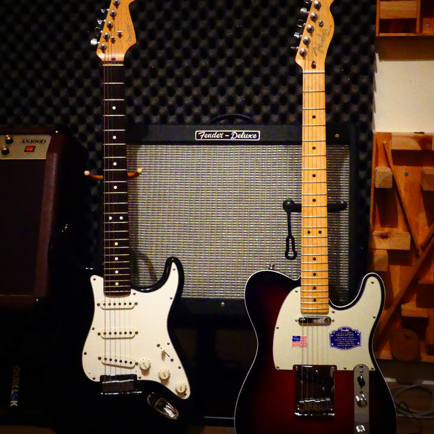 My Fender Guitar