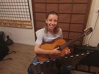 שיעור פרטי בגיטרה בחיפה