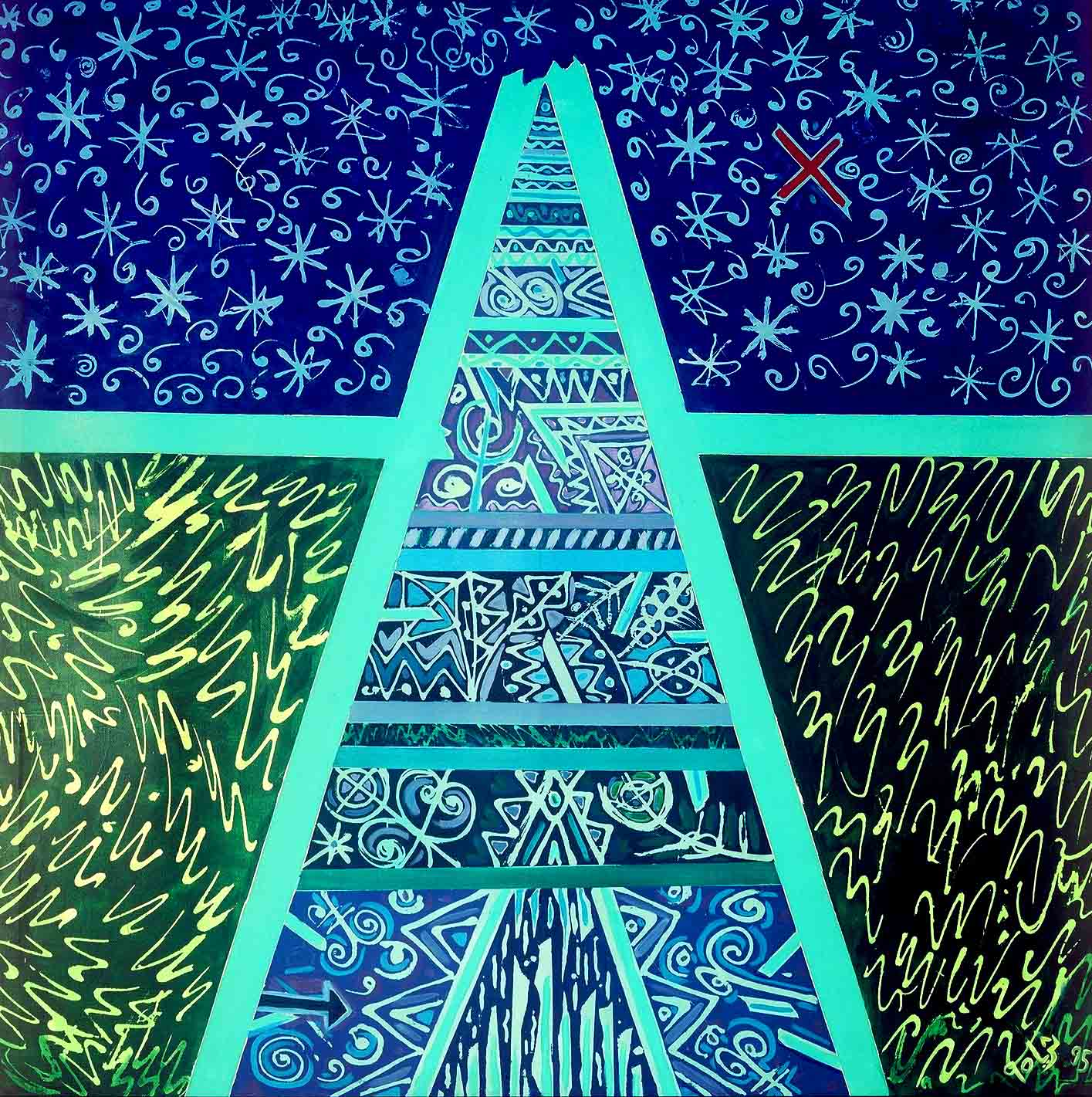 Pyramid of Life, 1995