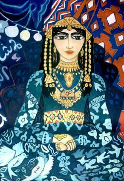 Kuwaiti Bride, 1986