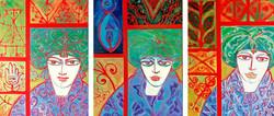 Shahrazad series, 1996
