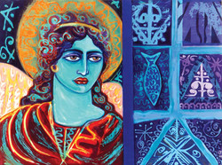 Oriental Angel III, 1995