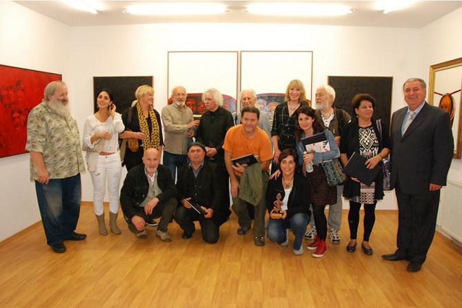 Participation in artist's colony in Kosovo