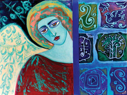 Oriental Angel IV, 1995