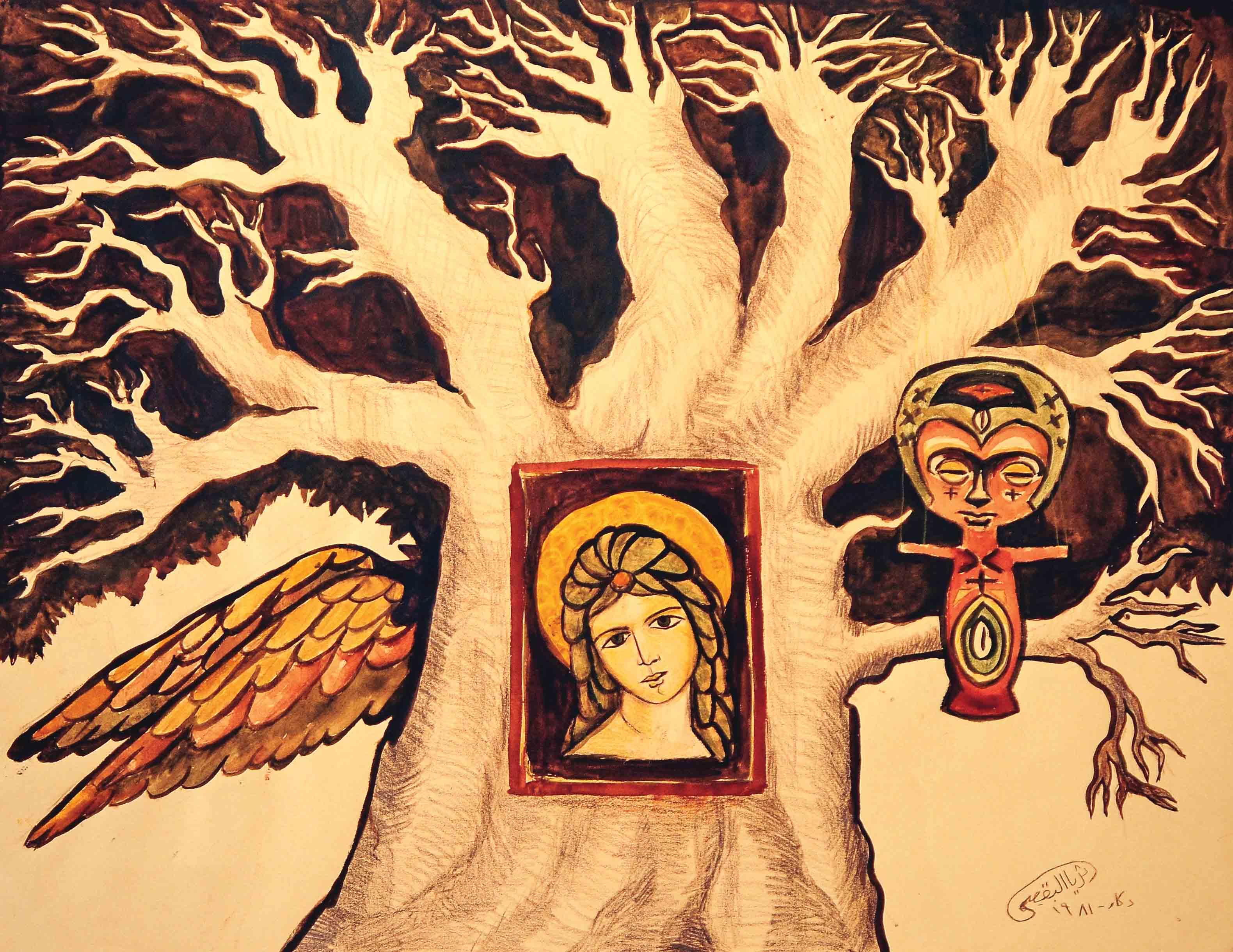 Baobab III, 1981