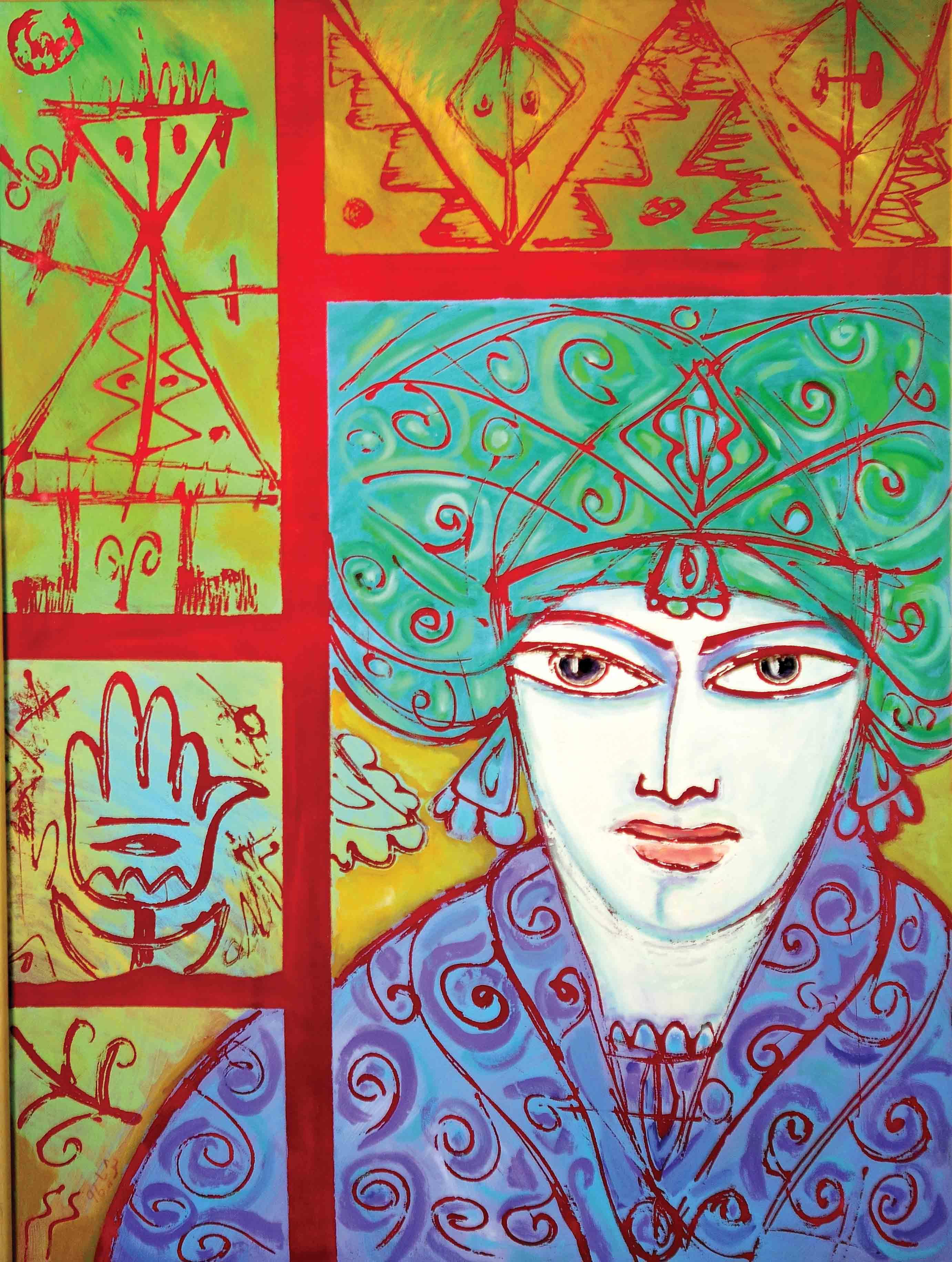 Shahrazad III, 1996